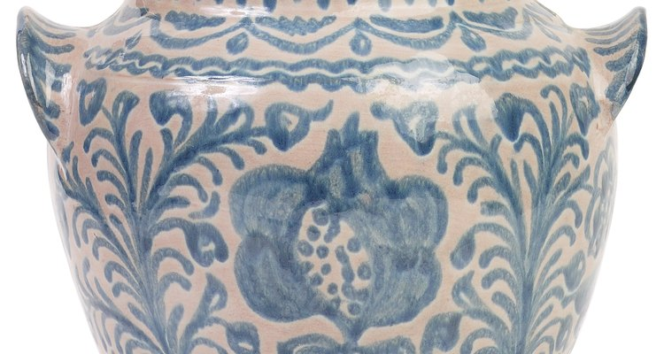 Chinese and Japanese porcelain make for popular antiques.