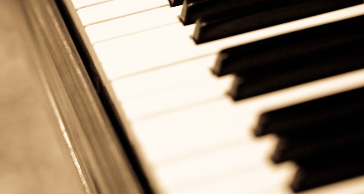 Keep your piano in top shape by dealing with sticky keys when they occur