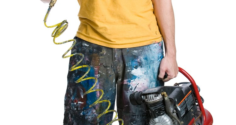 For many spray guns, paint thinning provides better results.