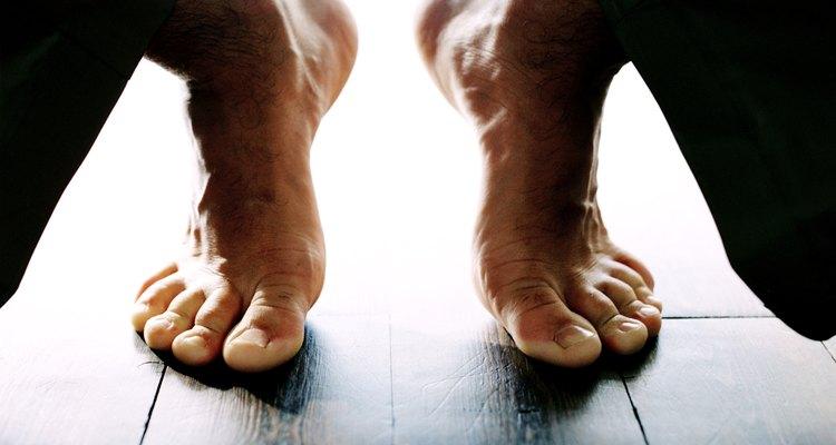 O tornozelo é uma articulação que muitas pessoas ignoram quando alongam o corpo