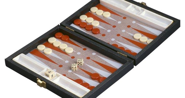 El backgammon era un juego medieval popular.