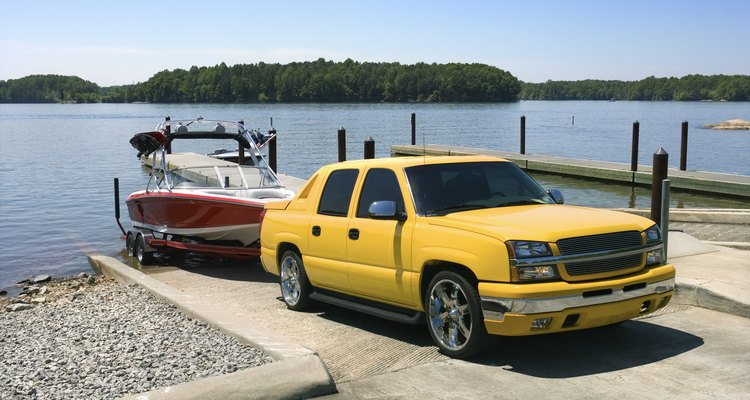 Boat ramps allow people to move boats from place to place on land and put them in the water easily.