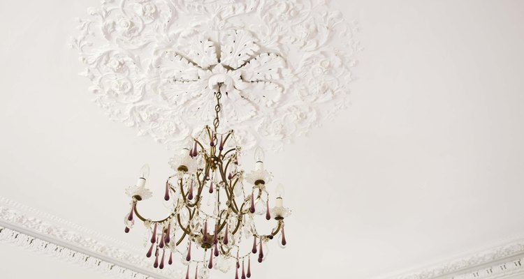 IKEA's Kristaller offers a chandelier at a budget friendly price.