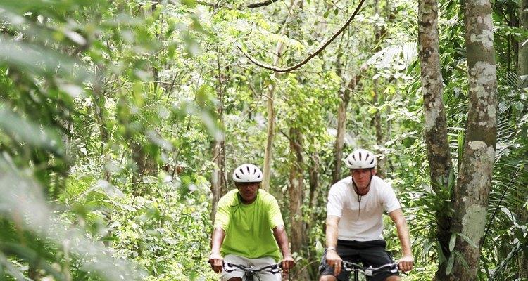 El área de Mars ofrece rutas para ciclismo, senderismo y equitación.