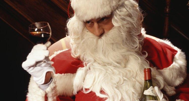Encontrar el traje de Santa.
