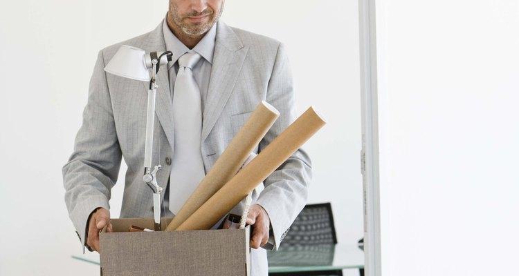 Es probable que hayas dejado tu trabajo anterior en circunstancias menos que deseables.