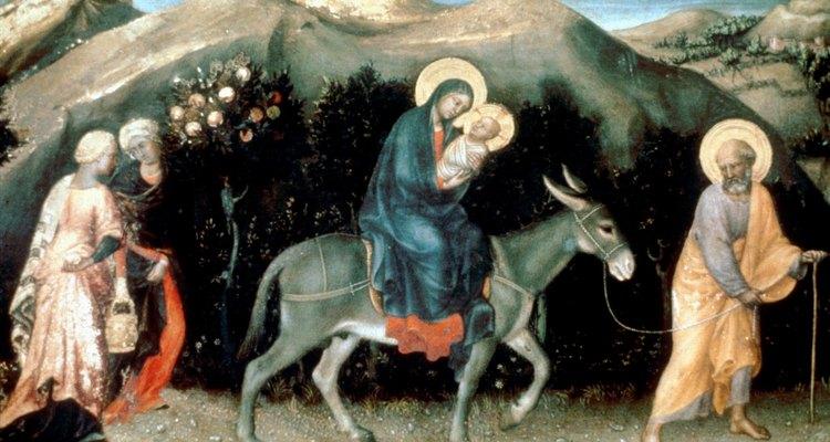 La Coronación de la Virgen es una celebración en honor de la madre de Jesús.