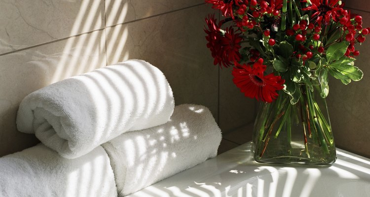 You can gain skills to create fancy towel folds in no time.