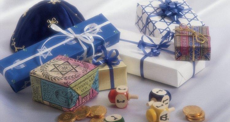 Brinquedos usados pelas crianças judias