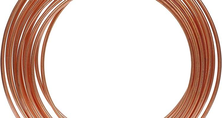 Um resistor pode ser feito com fio de cobre comum