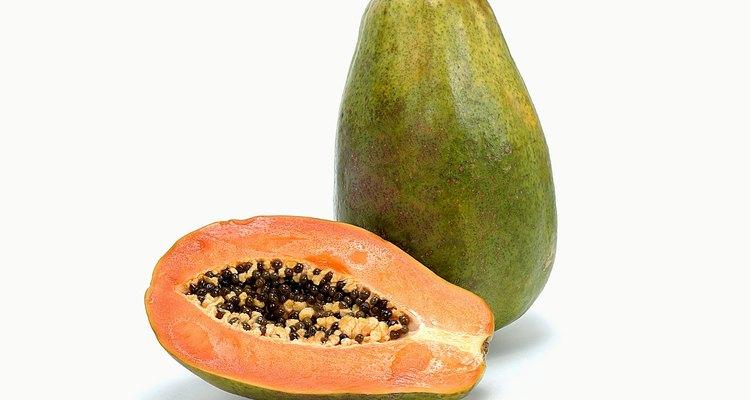 El agua de papaya puede ayudarte a saciar el apetito.