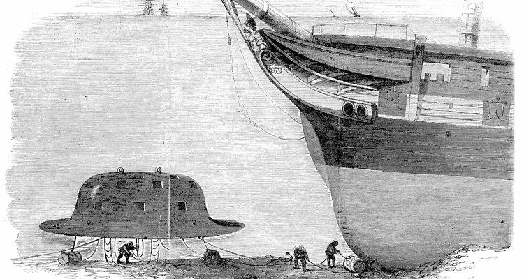 Durante siglos, la gente ha buscado maneras de explorar y trabajar en lo profundo del océano.