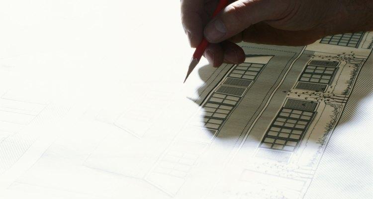 A medida que el siglo XVIII avanzaba, los arquitectos comenzaron a buscar influencias profundizando en la historia.