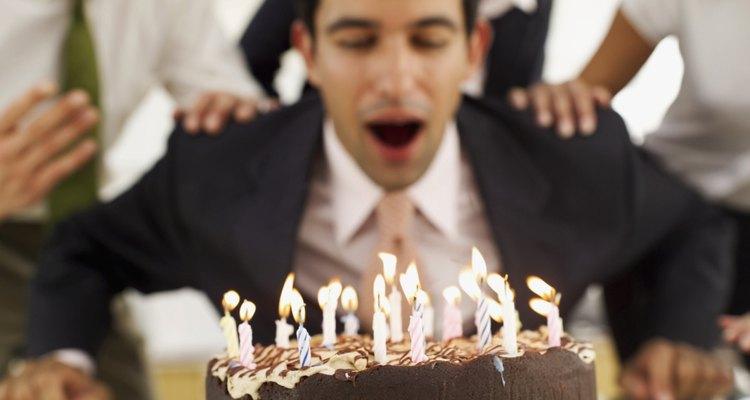 Sua celebração de 30 anos deve ser especial