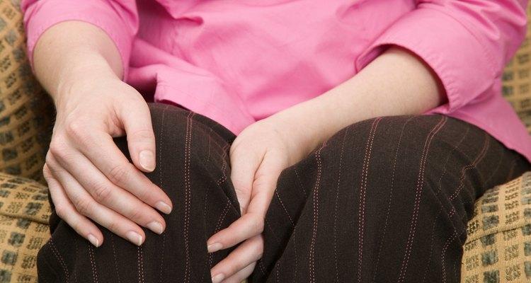 Existem exercícios simples para recuperar o joelho de uma lesão por hiperextensão