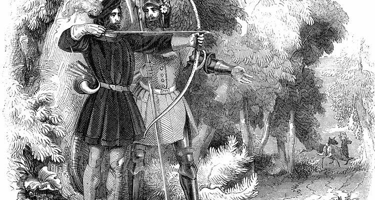 Hay muchas especulaciones sobre la muerte de Robin Hood.