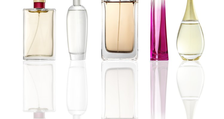 A perfumer usually tests more than 100 formulas before arriving at the final formulation