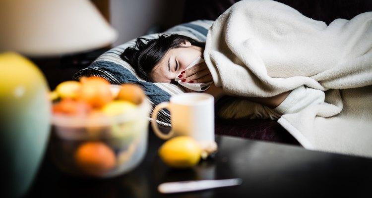 5 cosas que deberías saber sobre el periodo de incubación de la gripe.