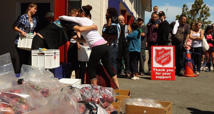 El Ejército de Salvación les proporciona a las familias de bajos ingresos la ayuda que tanto necesitan.