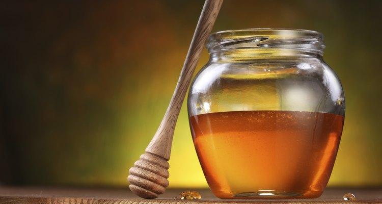 O mel é uma opção