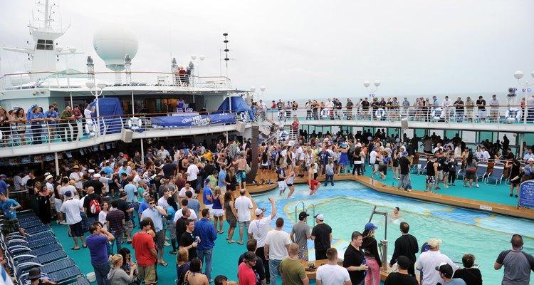 Bud Light Port Paradise Cruises Through The Caribbean - Day 1