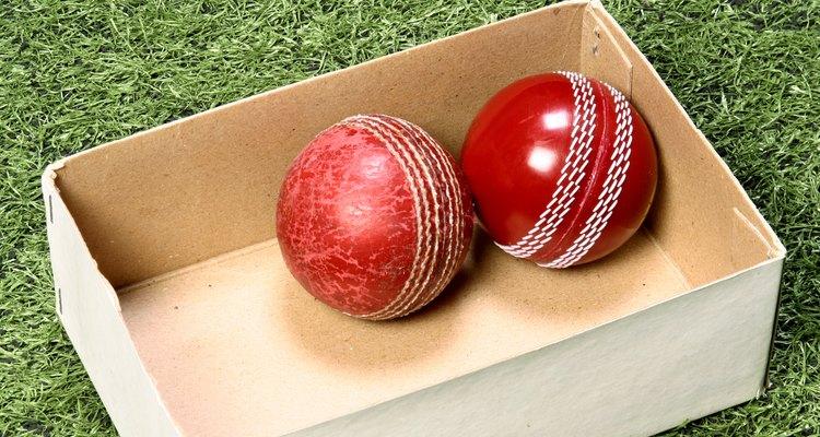 Juego de cricket.
