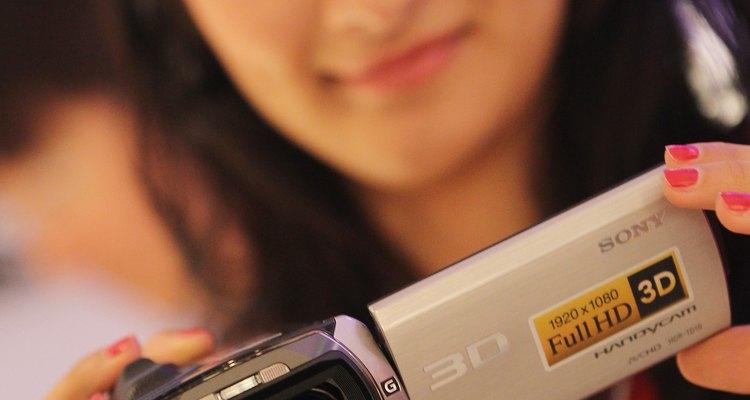 As filmadoras Sony são os unicos aparelhos que utilizam os arquivos MODD