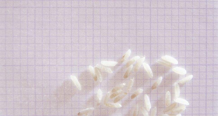 El perfil nutricional del arroz hervido o al vapor es similar.