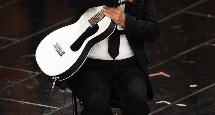O músico Caetano Veloso exilou-se em Londres durante a ditadura militar no Brasil