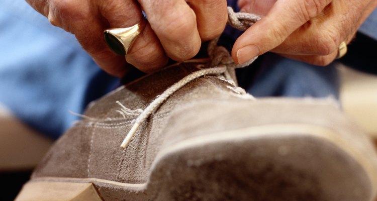 El mercado se ha inundado con zapatos Timberland falsos.