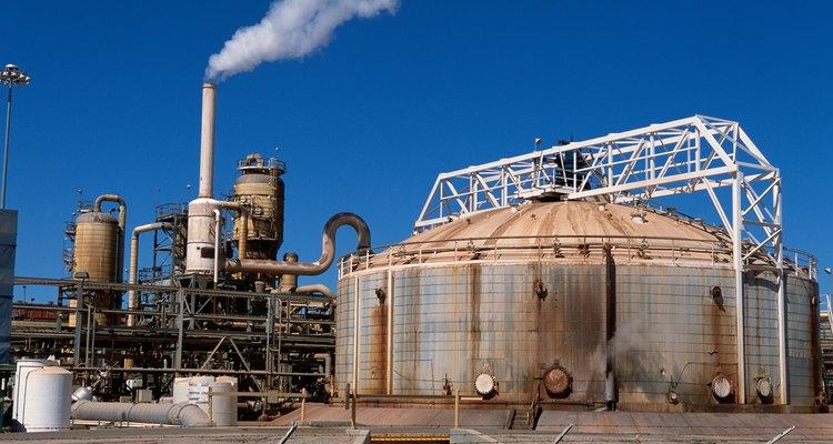 Las plantas de energía son las productoras más grandes de emisiones de dióxido de carbono en los Estados Unidos.