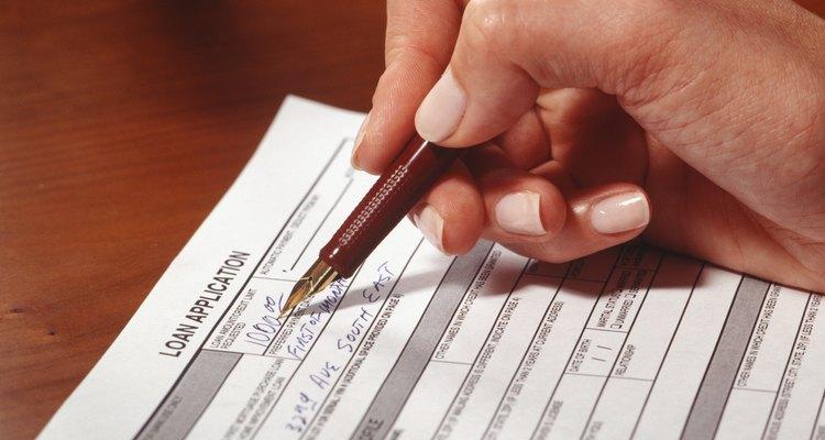 La hipoteca por pagar que no está al corriente aparece en los pasivos.