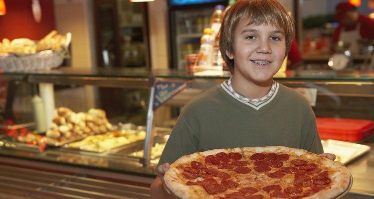 Pizza Hut es una de las cadenas de pizzerías más grandes del mundo.