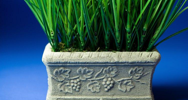 Impermeabilize vasos de concreto