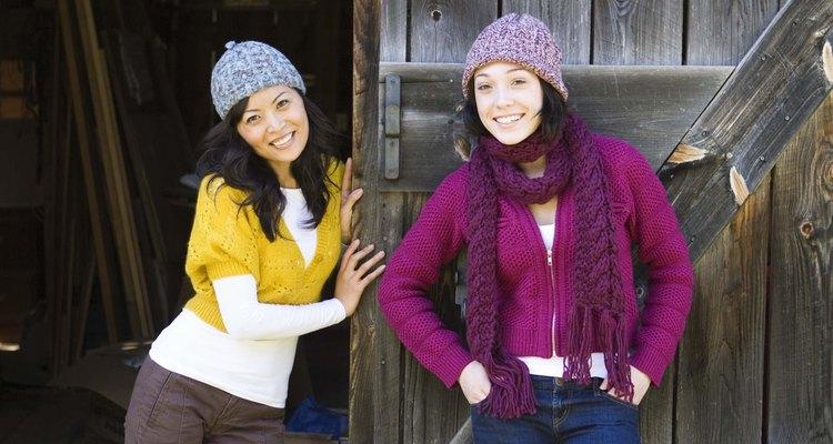 La ropa junior está hecha para ajustarse a las proporciones de las adolescentes.