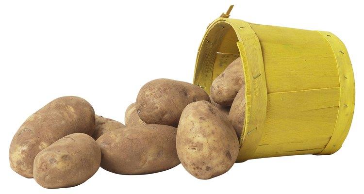 Congelar batatas cozidas é um processo rápido e fácil