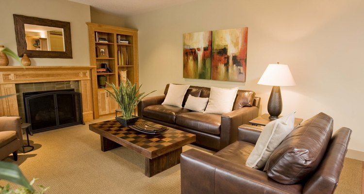Debes tomarte tu tiempo eligiendo los muebles de tu sala de estar.