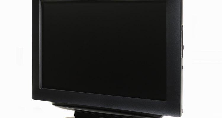 Remova marcas de lápis de cera da sua tv de LCD com alguns produtos de limpeza caseiros