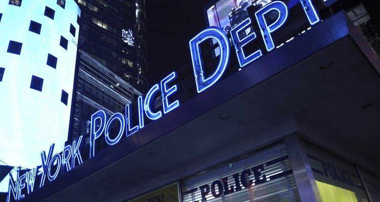 El Departamento de Policía de Nueva York