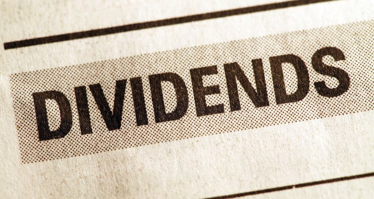 The ex-dividend date determines which investors will earn a dividend and which purchased shares too late.