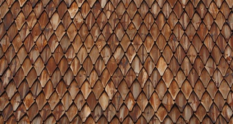 A pele de cobra pode ser tingida ou deixada em sua cor natural