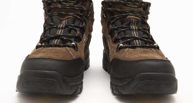 Ablanda tus botas antes de darles un uso extensivo.