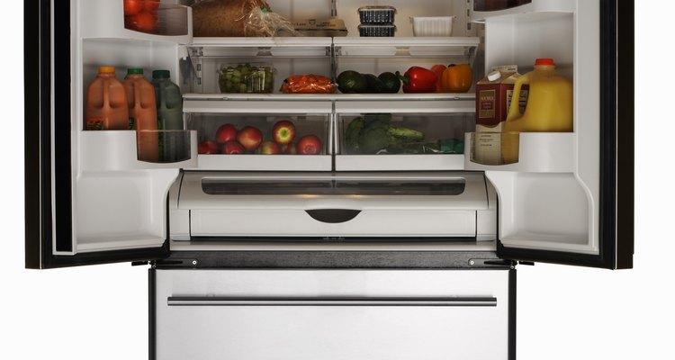 Los refrigeradores se basan en refrigerantes químicos gaseosos.