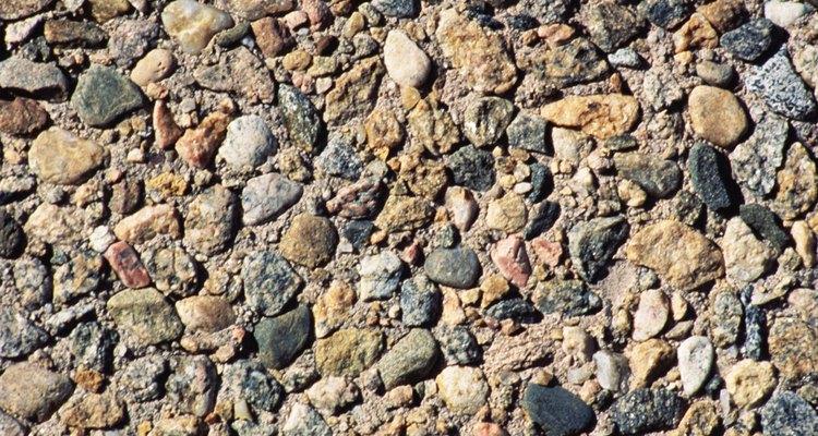 O concreto é um composto de vários elementos