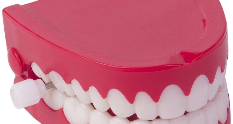 Modelo de dentadura