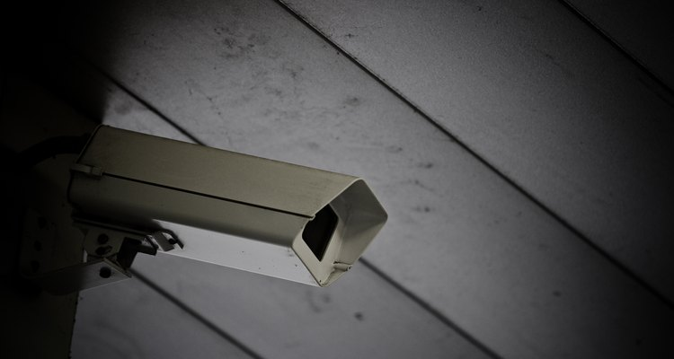 La vigilancia es una parte integral de la seguridad.
