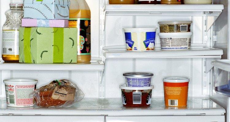 Utiliza recipientes herméticos para guardar comidas elaboradas.