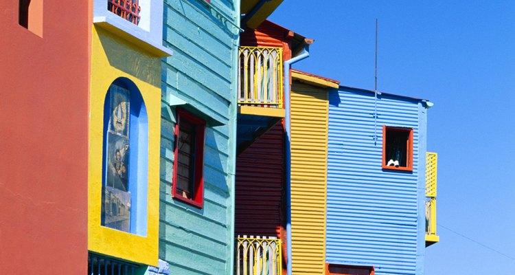 Distrito de Calimitas la boca, em Buenos Aires