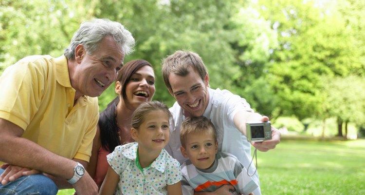 Haz un picnic con toda la familia.