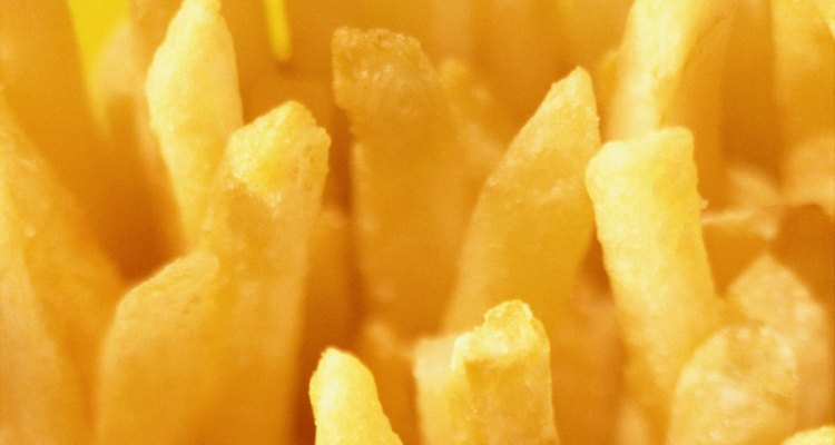 As batatas são um exemplo de um alimento rico em amido